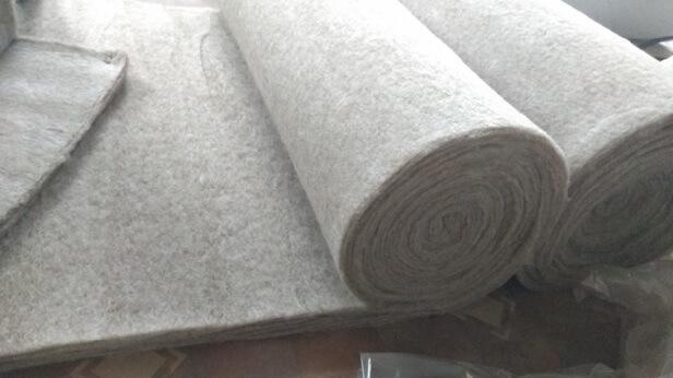 подложка на основе волокон льна под линолеум на деревянный пол