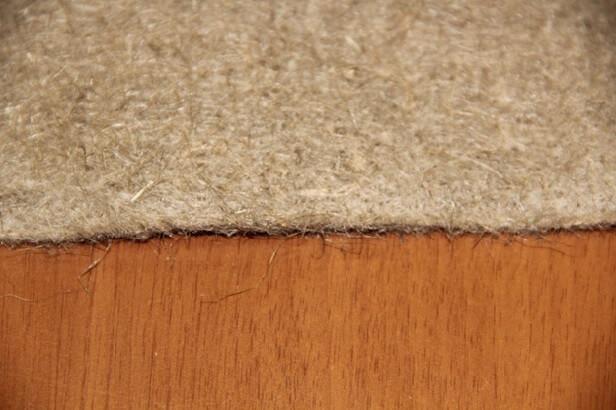 подложка из льна под линолеум на бетонный пол