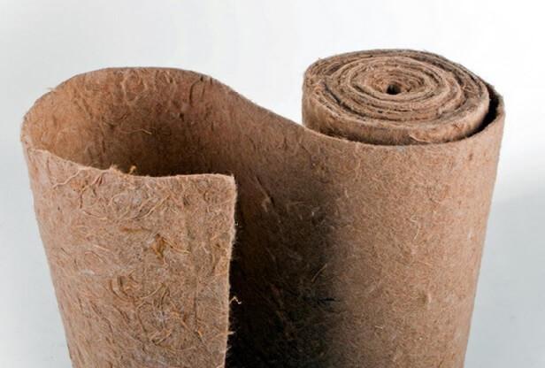 подложка из джутовых волокон под линолеум на деревянный пол