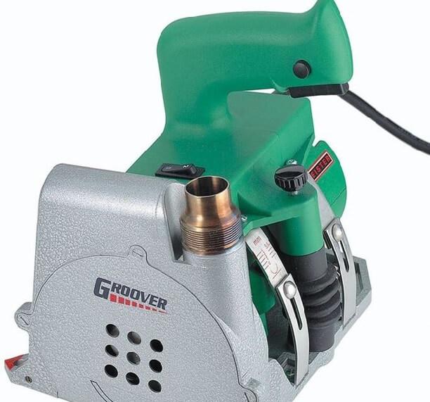 Электрофреза для разделки швов при спайки линолеума