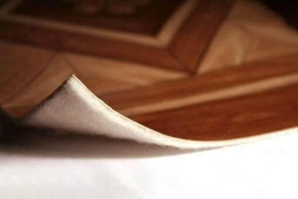 толщина линолеума с основой