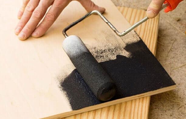 обработка фанеры на пол перед укладкой линолеума