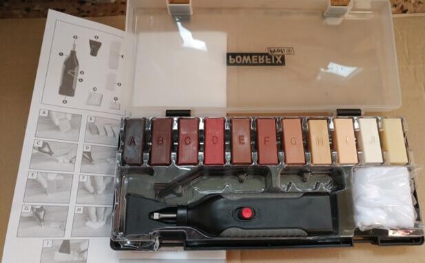 Ремонтный набор для реставрации ламината