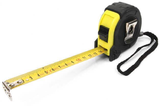 Рулетка инструмент для укладки ламината