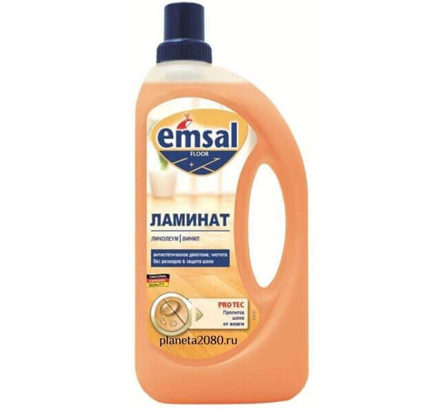 Emsal – средство для мытья ламината